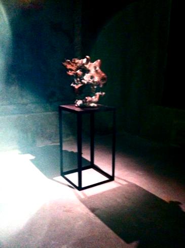 Alex Hoda at Wallstrasse 84