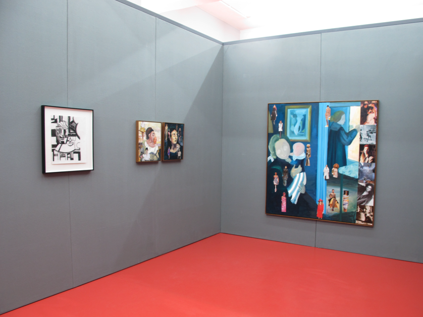 Przemek Matecki at Carlier Gebauer Gallery
