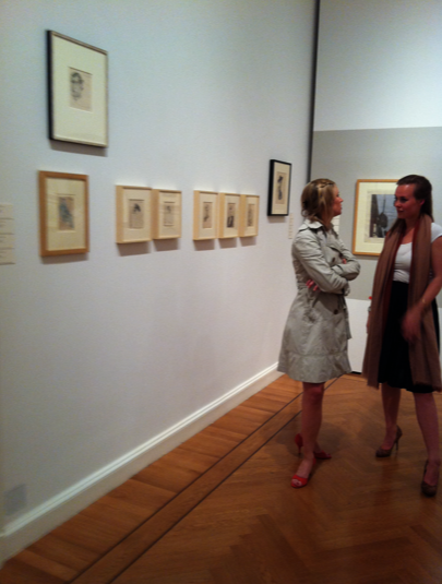 Lyonel Feininger at Moeller Fine Art