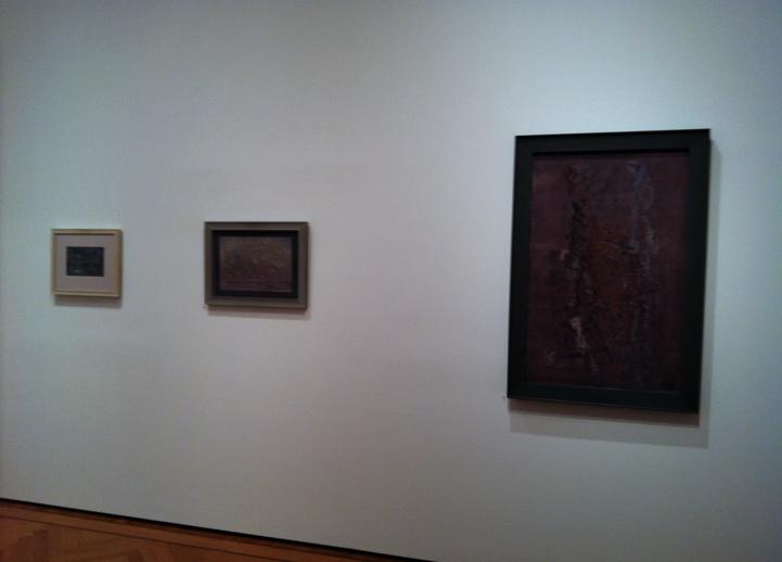 Mark Tobey at Moeller Fine Art