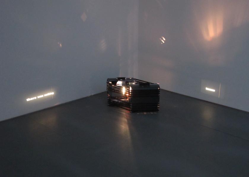 Rosa Barba at Carlier Gebauer Gallery