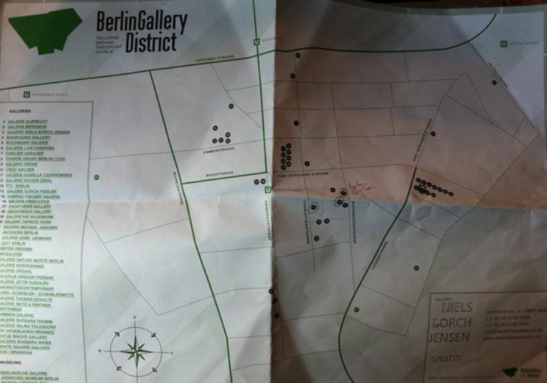 Berlin Gallery District