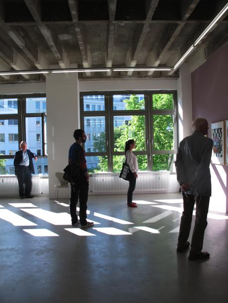 25 Jahre Meisterwerke - Georg Baselitz at Niels Borch Jensen Galerie