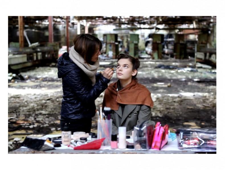 "Fashion Photography: The Making of ""La Filature"""