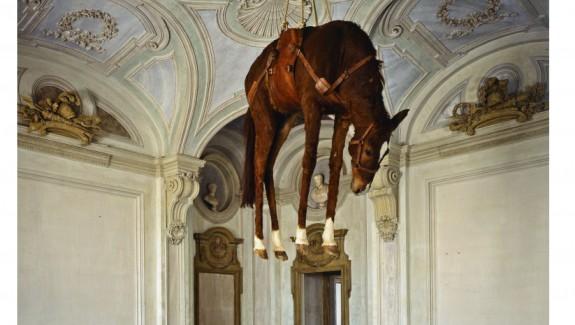 ©Paolo Pellion di Persano Courtesy Maurizio Cattelan's Archive