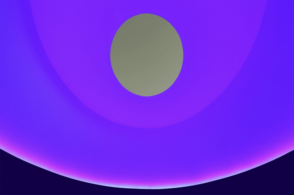 Art: Turrell's Skyspace