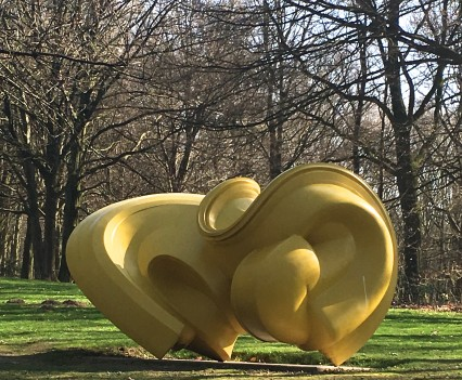 Tony Cragg, Declination, 2004, © #horstundedeltraut