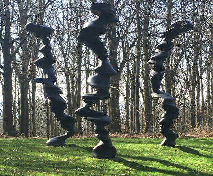 Tony Cragg, Points of View, 2007, © #horstundedeltraut