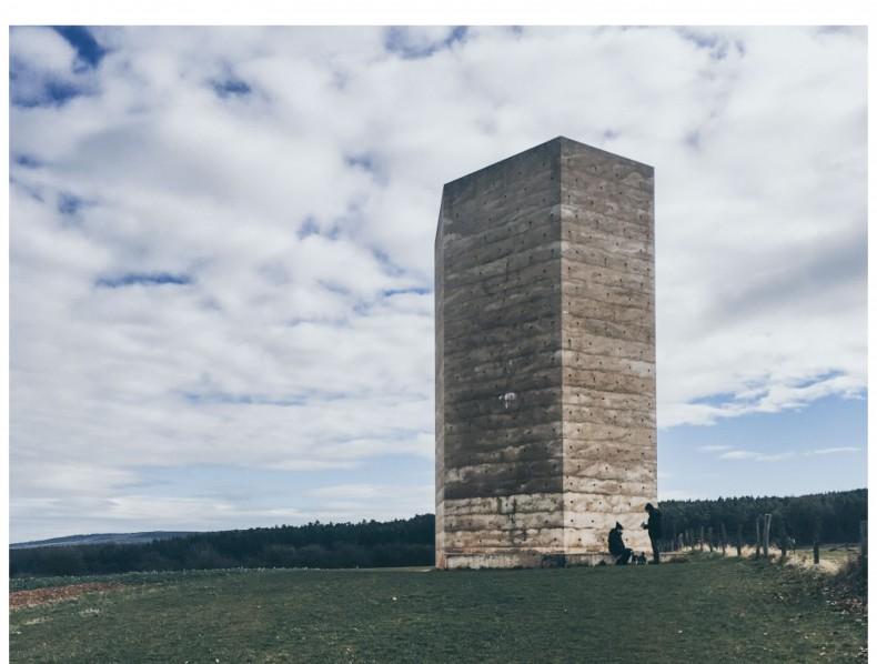 Field Chapel by Peter Zumthor