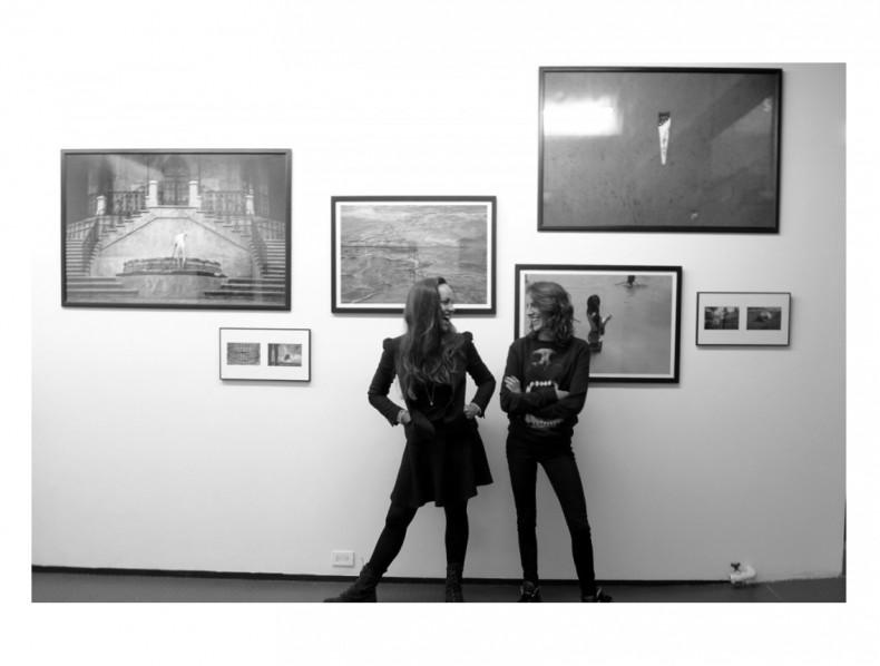 Anastasia and Carolina are photographers!