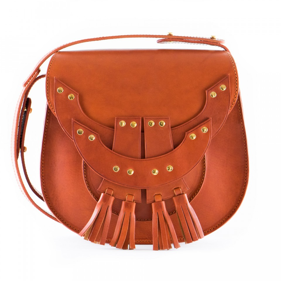 © Hiitu, Leather Xani Bag