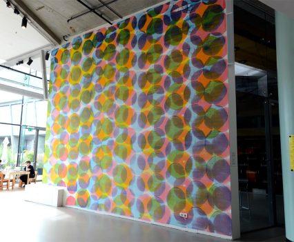 Multiple Dotted Lines, ICW.Dennis De Bel, 5.5x6.5, Designing the surface, Het Nieuwe Instituut Rotterdam, Thomas Trum © 2017