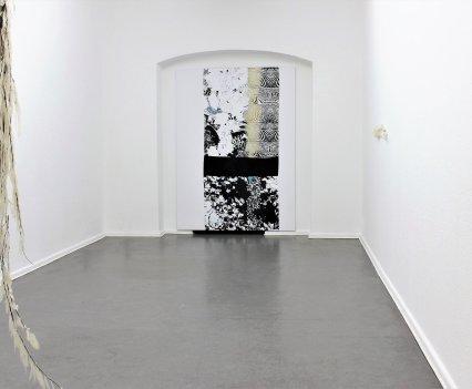 Caroline Corleone, installation view Salve Berlin, Luca Vanello&Caroline Corleone, 2017  Courtesy Krobath Wien