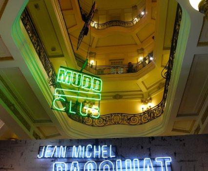 Jean-Michel Basquiat Exhibition, CCBB São Paulo, 2018, photo ©Alexander Moers