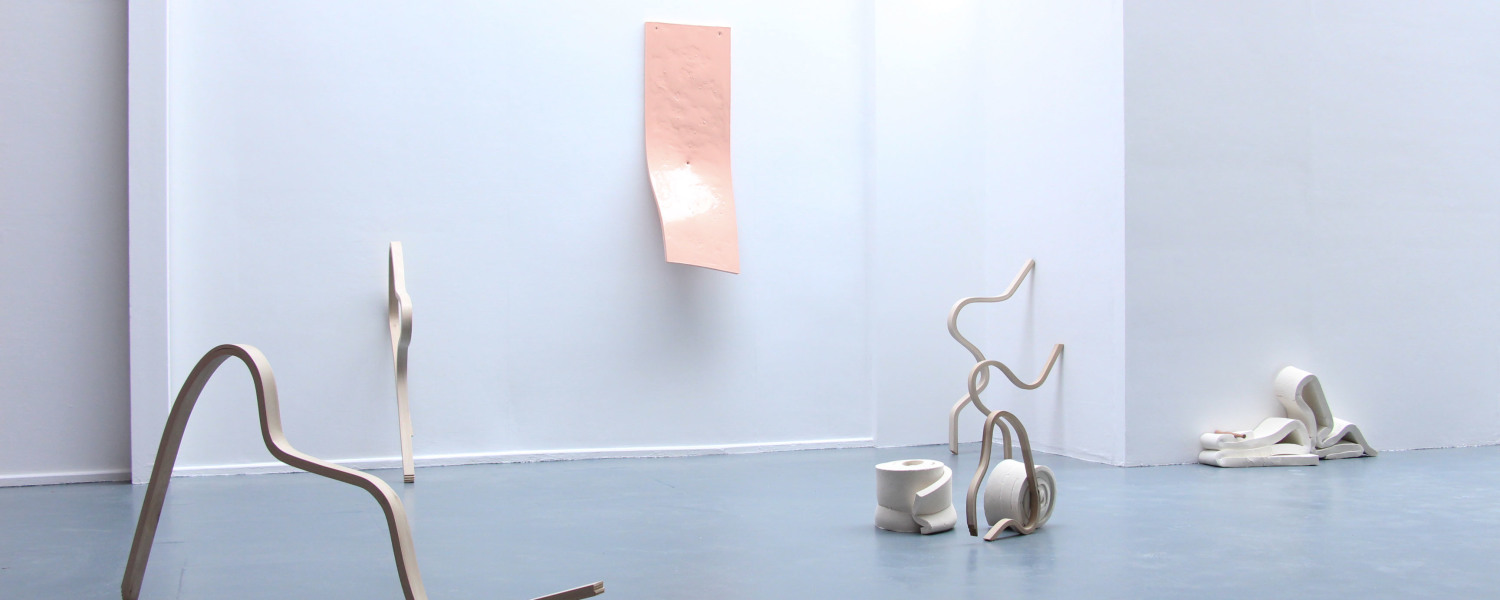 Emily Stollery, Stand, Lean- Others Don't (They Don't Do That), 2018