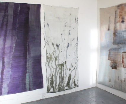 Linda Hemmersbach, Studio View, 2018