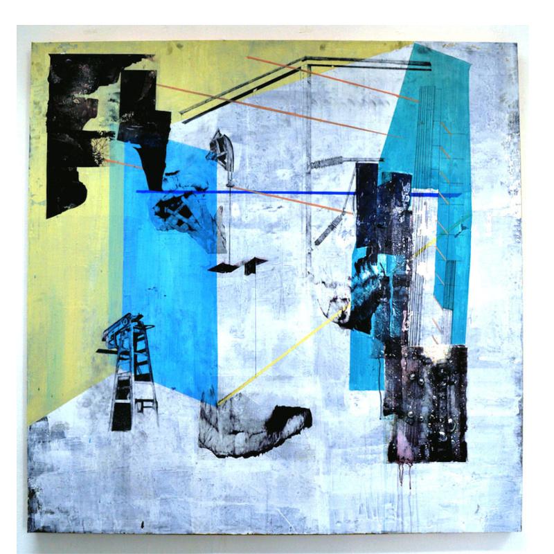 Claire McGinlay; A Social Landscape; 2018-