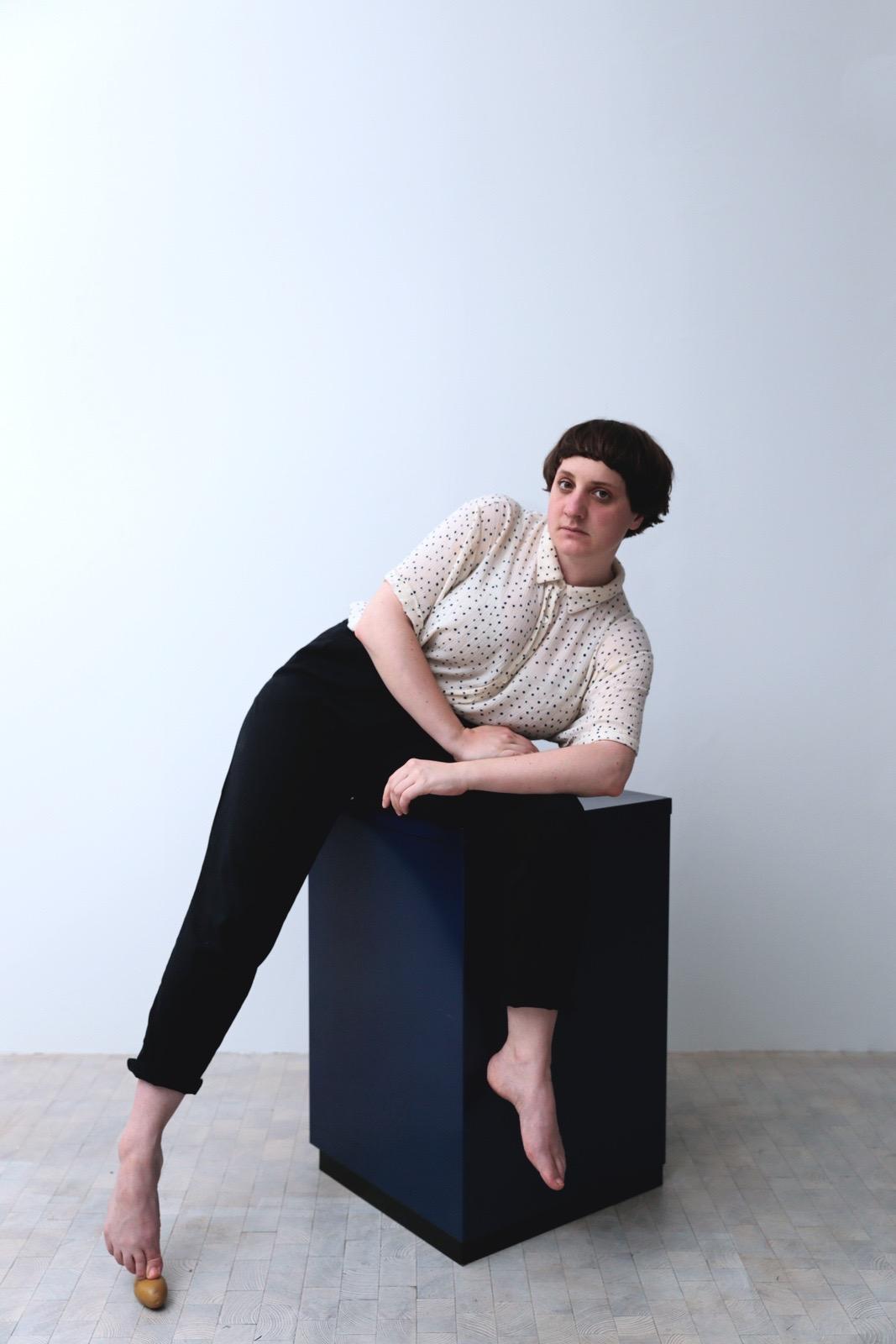 Eva Funk © Stefanie Kulisch
