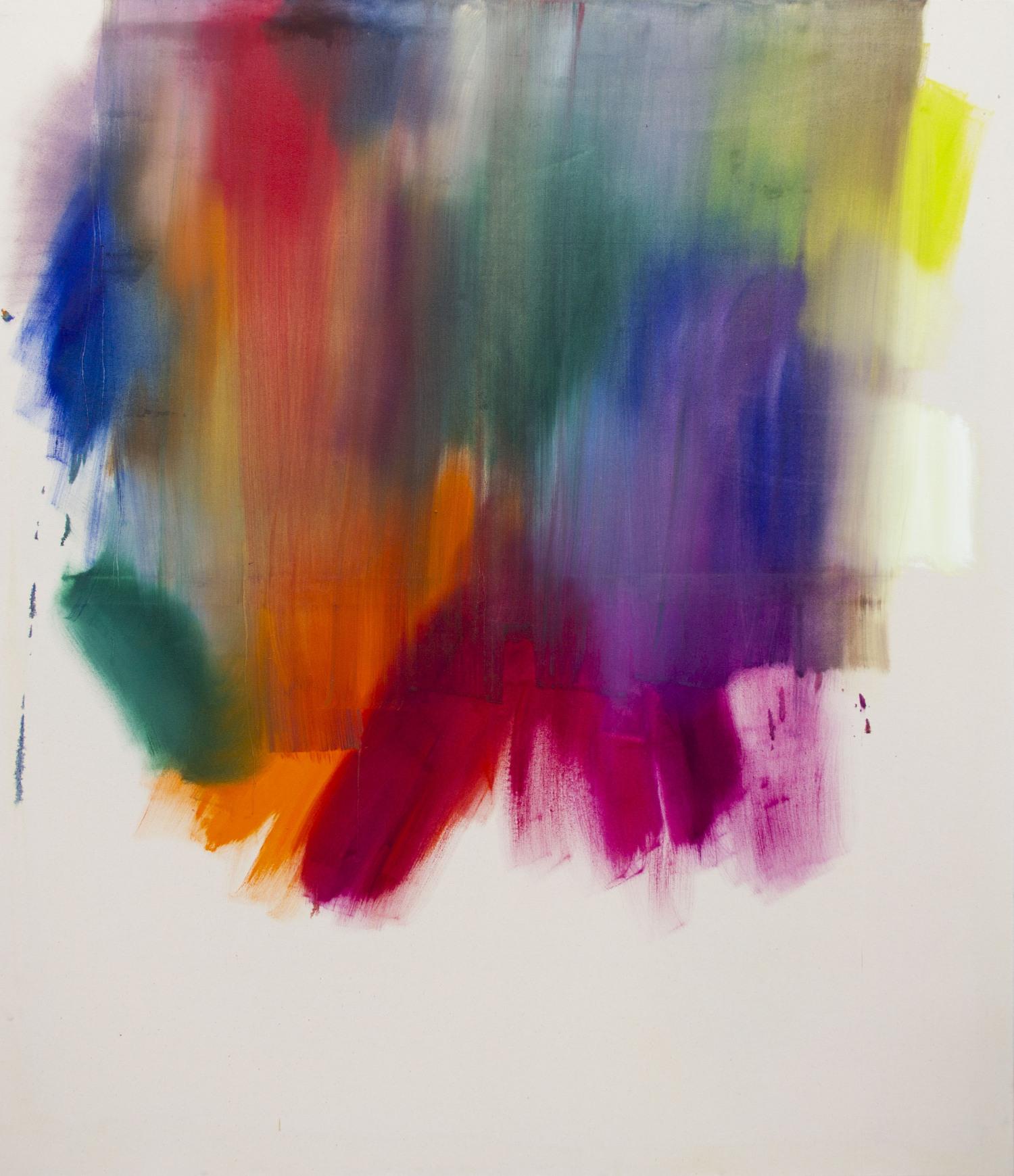 2 © Charlotte Hilbolt, untitled, 2019, oil on canvas, 155x180cm, Charlotte Hilbolt