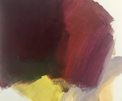 © Charlotte Hilbolt, untitled, 2019, oil on canvas, 80x80cm