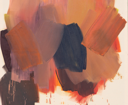 © Charlotte Hilbolt, untitled, 2019, oil on canvas, 155x180cm