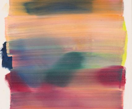© Charlotte Hilbolt, untitled, 2020, oil on canvas, 80x80cm