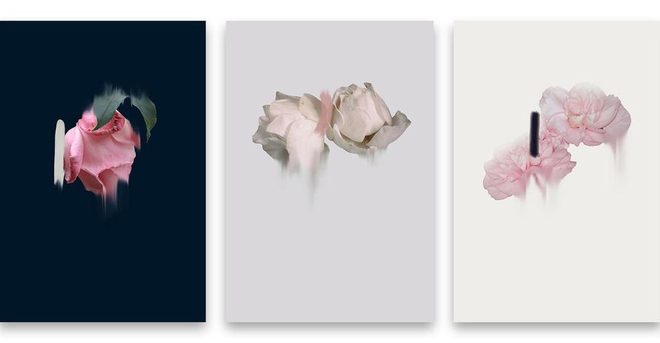 Simone Ember, Pendulous Print Set, 2018