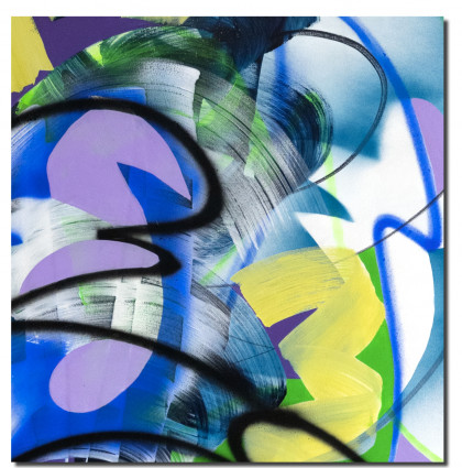 BOLD, BRIGHT, VIVID: Laura Aberham